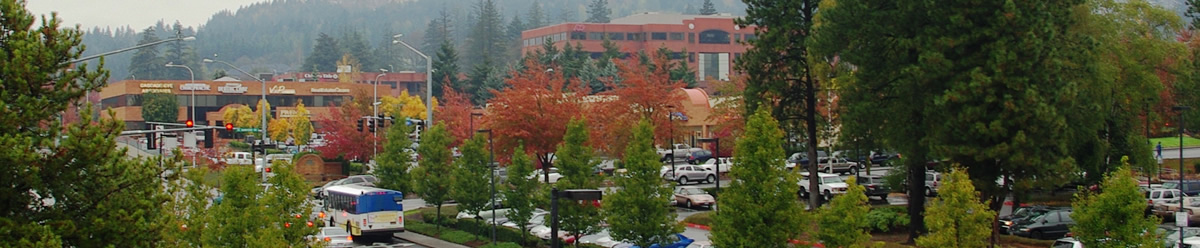 The City of Clackamas in Oregon